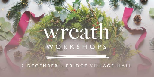 Wreath Workshop - Saturday 7 December - 2PM