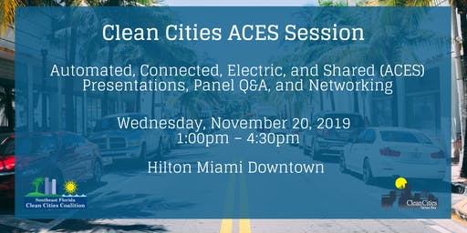 Clean Cities ACES Session