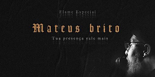 Gravação DVD Mateus Brito