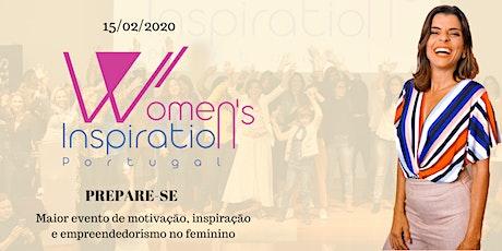 GOLD - Women's Inspiration Portugal 2020 ingressos