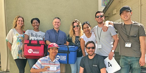 Deliver Meals to Community Members in Need