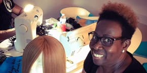 Stuart, Fl | Enclosed Wig Making Class with Sewing Machine