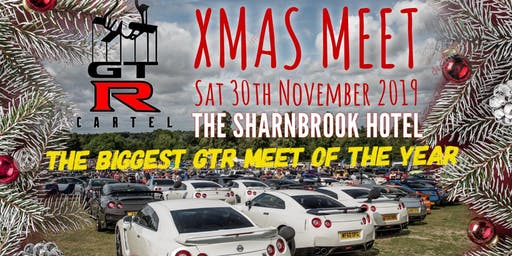 GTR CARTEL XMAS LUNCH, PRESENTATION & CRUISE