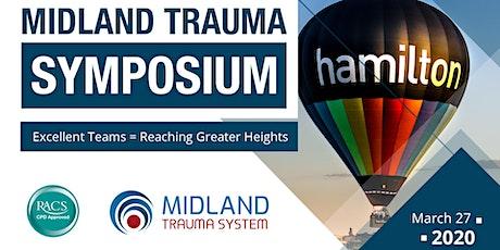 Midland Trauma Symposium 2020 tickets