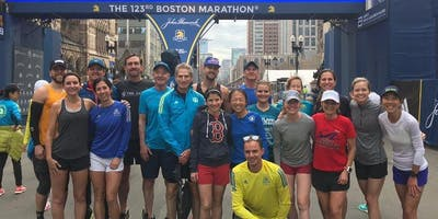 Spring 2020 Marathon Training Kickoff