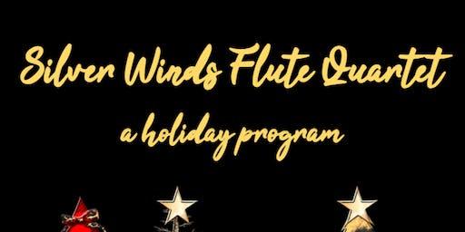 Silver Winds Flute Quartet at TAK Music Venue