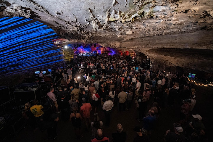 CANCELLED (TBD) Ricky Skaggs & Kentucky Thunder in The Caverns image