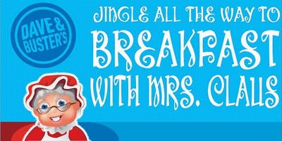 Breakfast with Mrs. Claus - D&B Albuquerque