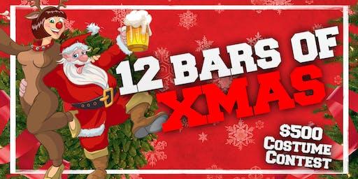 12 Bars Of Xmas - Greenville
