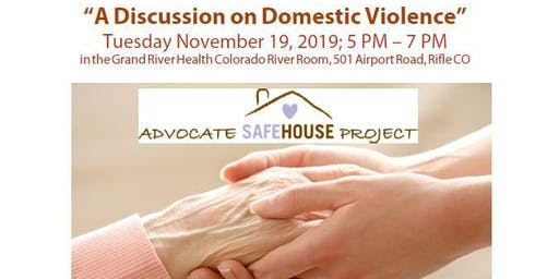 """A Discussion on Domestic Violence"""