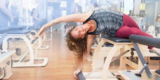 Pilates Exo Chair Workshop Old Town