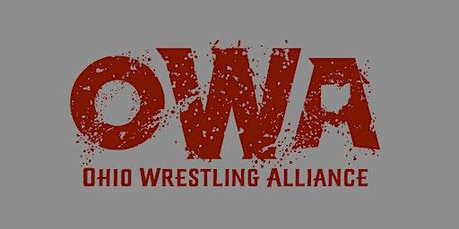"Ohio Wrestling Alliance Presents ""Fight For The Dream"""