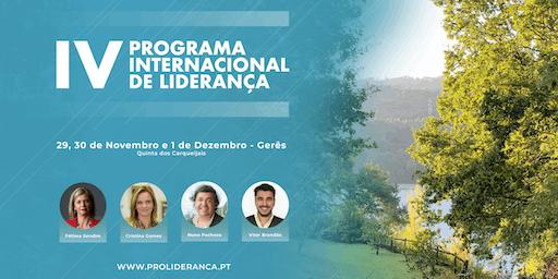 IV Programa Internacional de Liderança