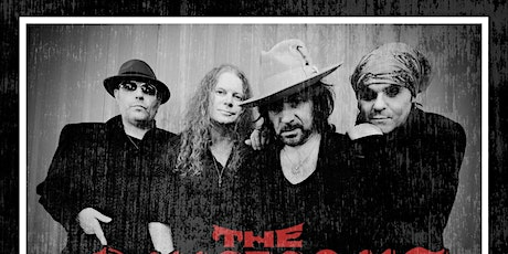 The Quireboys, The Sweet Things at The Kingsland tickets
