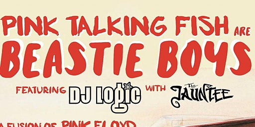 Pink Talking Fish are Beastie Boys