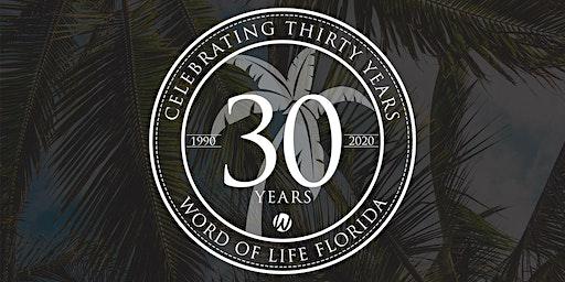 30th Year Celebration