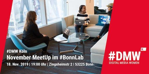 #DMW November-MeetUp in Bonn