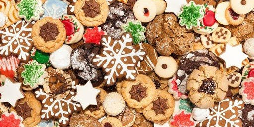 Kids' Holiday Cookies Class $35