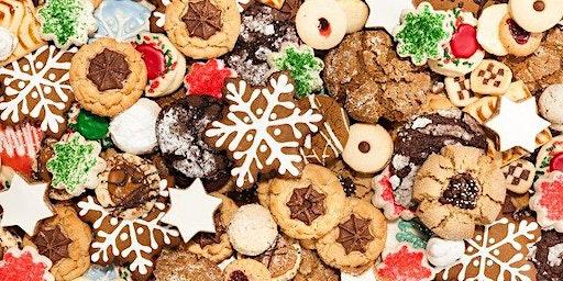 Kids' Holiday Cookies Class $35