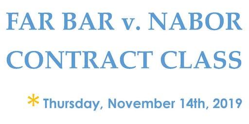 FAR BAR v NABOR Contract Class