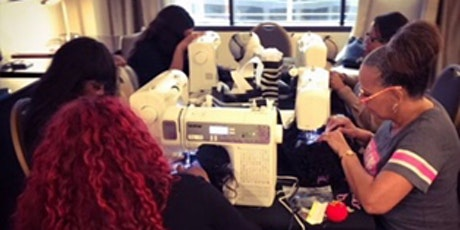 Jacksonville, Fl | Lace Front Wig Making Class with Sewing Machine tickets