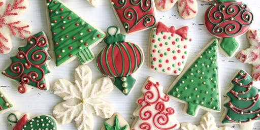 Fort Myers Christmas Cookie Decorating Workshop