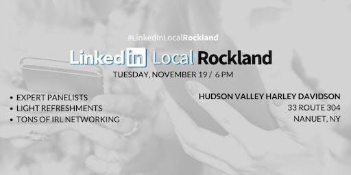 #LinkedInLocal Rockland