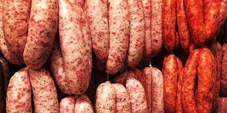 Block & Bottle: Meat Salt Smoke Beginners Sausage & Charcuterie Masterclass tickets