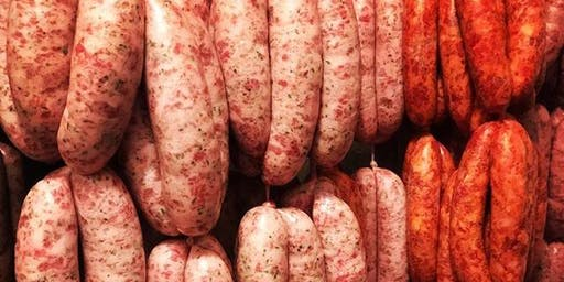 Block & Bottle: Meat Salt Smoke Beginners Sausage & Charcuterie Masterclass