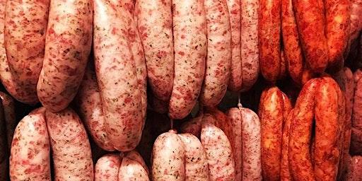 Block & Bottle: Meat Salt Smoke Beginners Sausage & Charcuterie Masterclass
