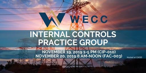 Internal Controls Practice Group