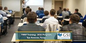TRRP Training: 2020 San Antonio