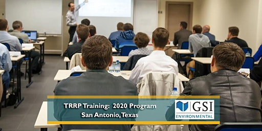 TRRP Training: 2020 San Antonio