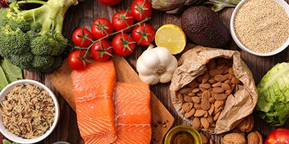 Nutrition for Life:  Your Health is Your Wealth