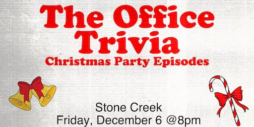 The Office Trivia: Christmas Party Episodes!