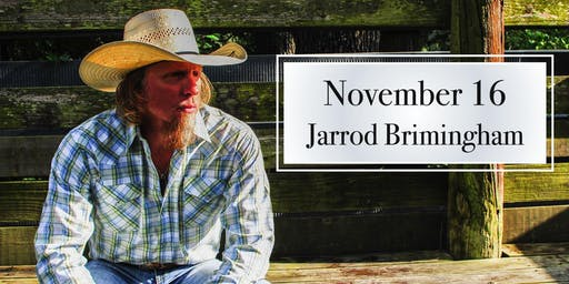Jarrod Birmingham