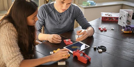 Workshop di Robotica educativa con SAM-Curious Cars biglietti