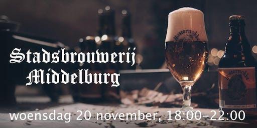 Fun in Business Netwerkevent met bierproeverij en diner