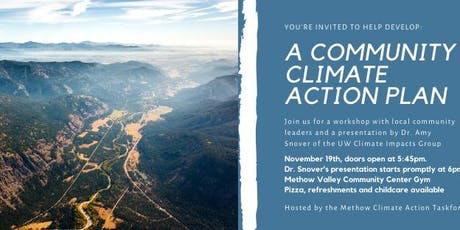 Resilient Methow: Workshop on Adapting to Local Climate Impacts tickets
