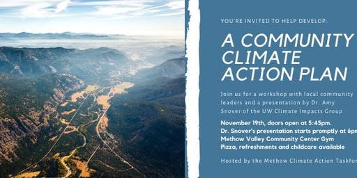 Resilient Methow: Workshop on Adapting to Local Climate Impacts