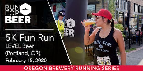 LEVEL Beer 5k Fun Run tickets
