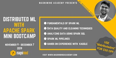 Distributed ML with Apache Spark Mini Bootcamp