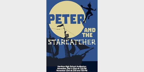 Peter and the Starcatcher: Saturday Night tickets