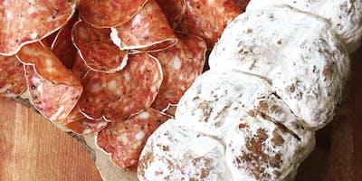 Block&Bottle:Meat Salt Smoke Advanced(Pig in a Day) Charcuterie Masterclass