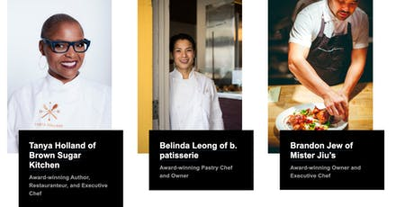 Future of Food in SF tickets