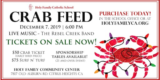 Holy Family School Crab Feed