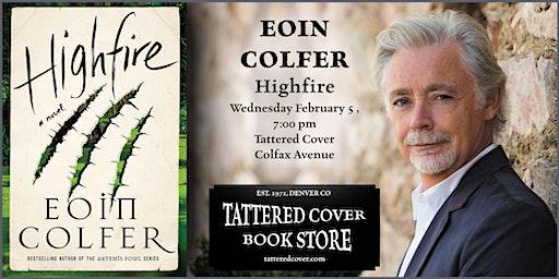 An Evening with Eoin Colfer