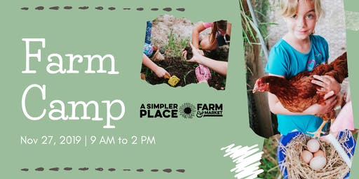 Fall Farm Kids Camp