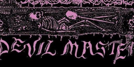 Devil Master, Waxed, Birth Order, & Tom Violence at Drkmttr tickets