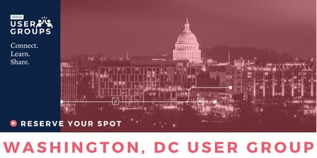 DC Alteryx User Group Q4 2019 Meeting tickets